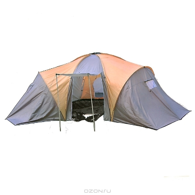 "Палатка ""Coscamp"", трехкомнатная"