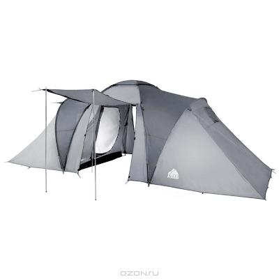 """Палатка Trek Planet """"Idaho 4"""", цвет: серый"""