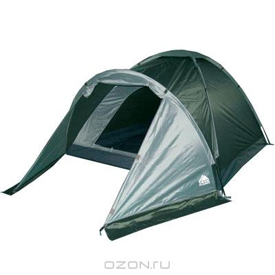 """Палатка Trek Planet """"Toronto 2"""", цвет: темно-зеленый, оливковый"""