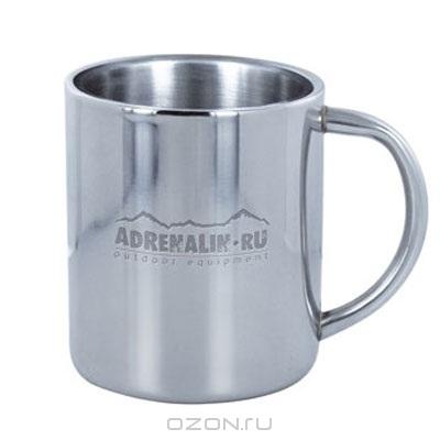 """Термокружка """"Metal Cup"""" металлической ручкой, 230 мл"""